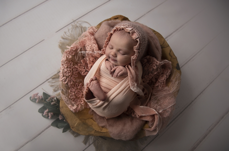 Tips for your newborn photo session