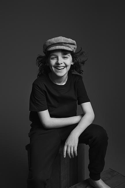 Children's portrait photography Northern Ireland
